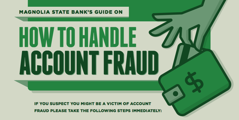 How to Handle Account Fraud